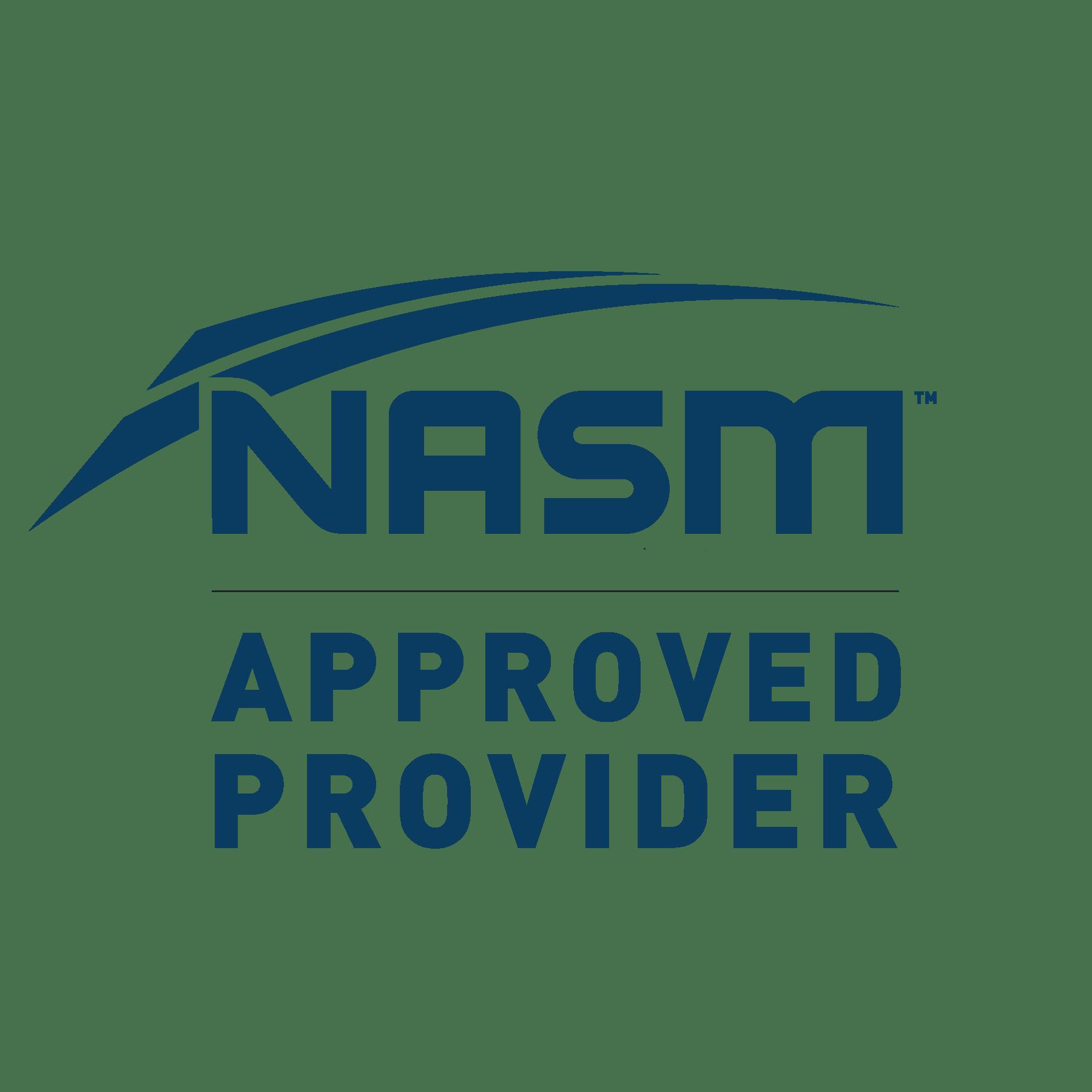 NASM Provider