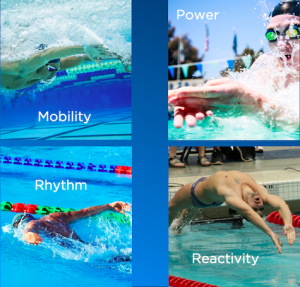 Athleticism in Swimming